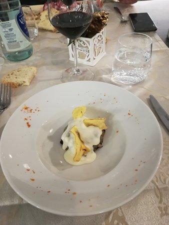 Dirittavia-Ristorante Braceria: il tortino