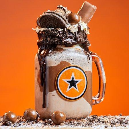 Rocomamas: Slow Death by Chocolate Freakshake
