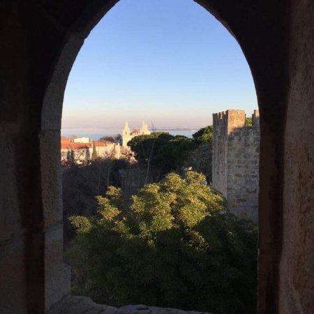 Castelo de S. Jorge: Amazing views of the city!!