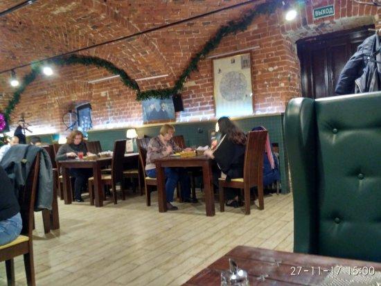 Doktor Vatson Restaurant: тихо, мирно, уютно, непринужденно проходят общения с коллегами