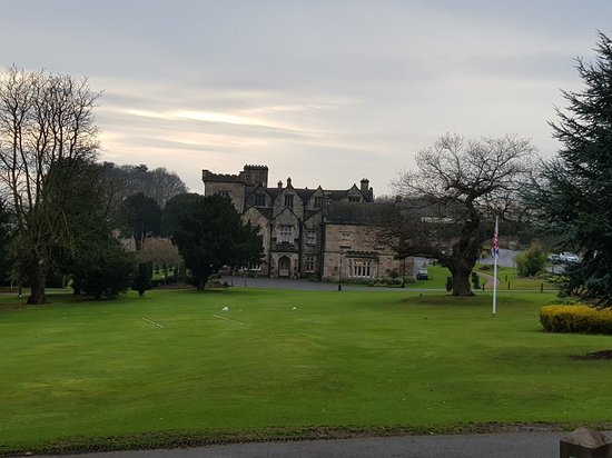 Breadsall Priory Marriott Hotel & Country Club Photo