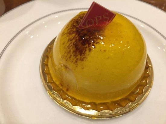 Ops Bakery Haeundae: Mango Mousse - 4,800 won