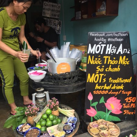 Mot Hoi An - Herbal Tea Photo