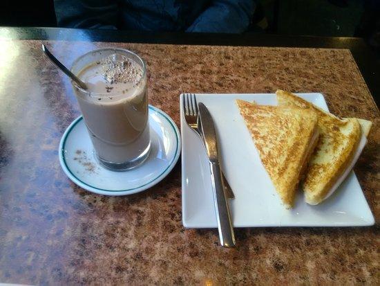 Cafeteria J.F.