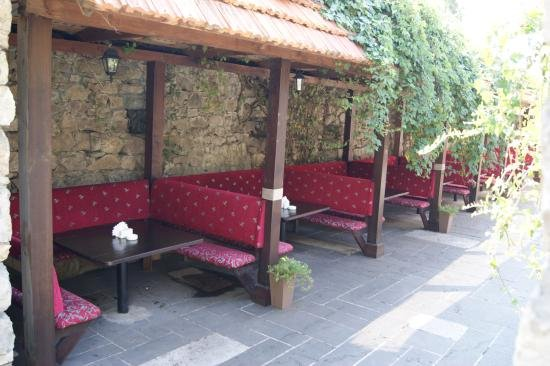 Holiday Park Zhoekvara: Крепость Абаата
