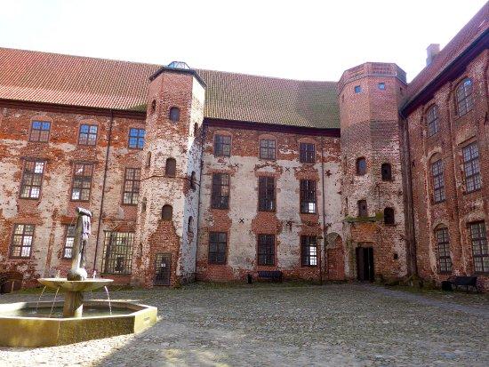 Koldinghus: Inde i slotsgården