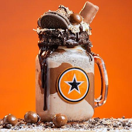 Rocomamas Featherbrooke: Slow Death by Chocolate Freakshake