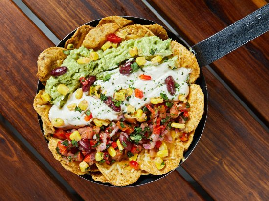 RocoMamas Green Point: Nachos