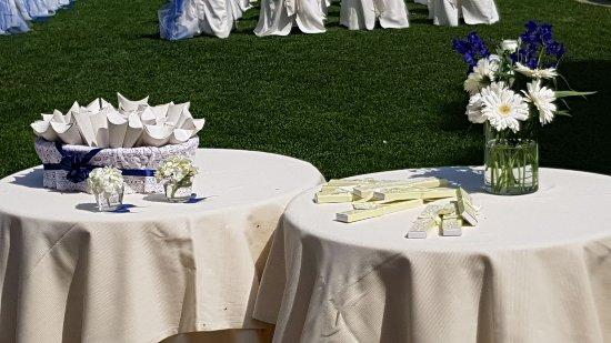 Villa Toscanini: Cerimonia civile