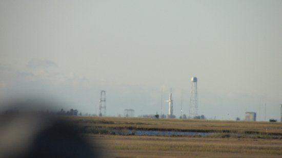 Wallops Island, VA: NASA Visitor Center