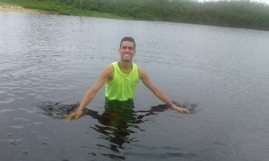 Capivara Trail: Água quentinha e deliciosa
