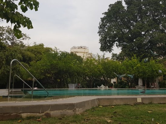 Narain Niwas Palace: Stunning old palace but refurbishment needed
