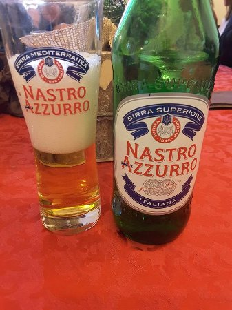 Lombardi 1892: Birra di eccellenza Nastro Azzurro