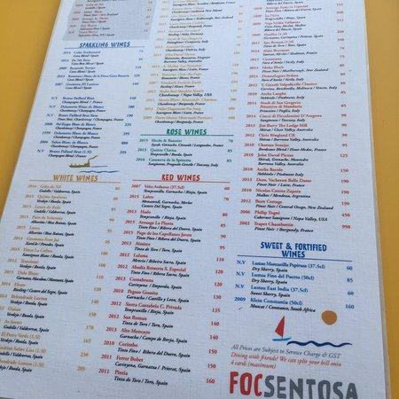 FOC Sentosa Photo