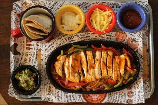 Perios: Chicken Fajitas