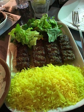 Al Bindaira Cafe: Lamb