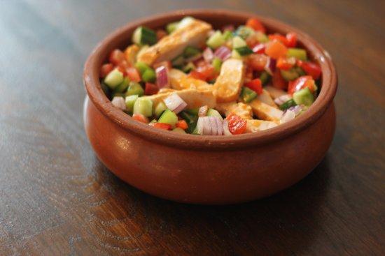 Perios: Mediterranean Chicken Salad