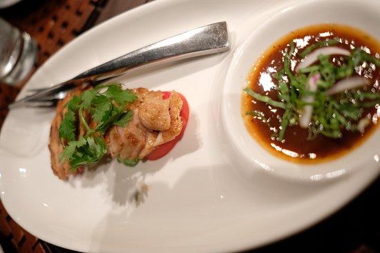 Acala Restaurant: Grilled pork neck