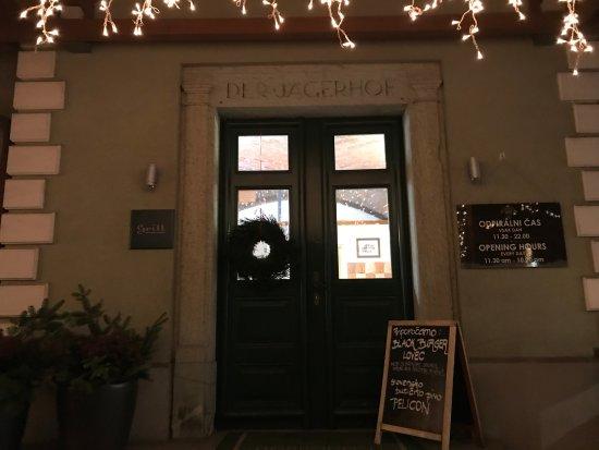 Hotel Kompas Bled: entrata