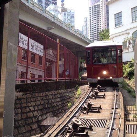Peak Tram Photo