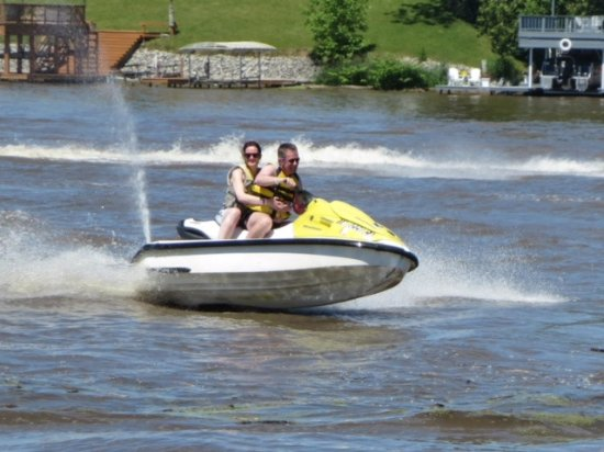 Lake Shafer Boat Rentals