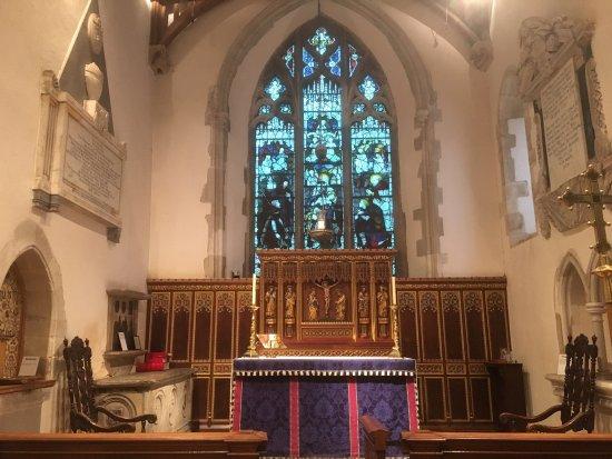 Parish Church of Chalfont St Giles