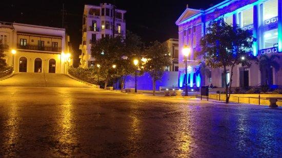 Old San Juan @nite.