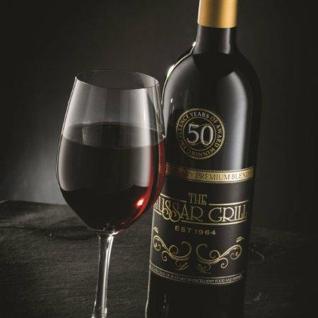 Hussar Grill Wine