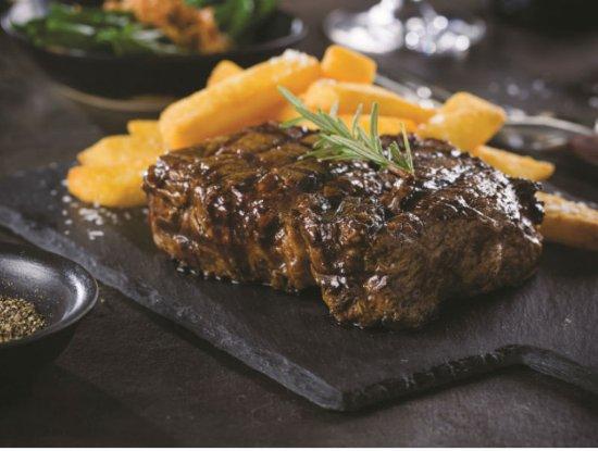 The Hussar Grill Waterfall Corner: Ribeye Steak