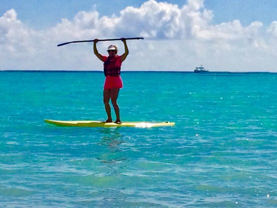 Secrets Cap Cana Resort & Spa: LOVE the water sports!