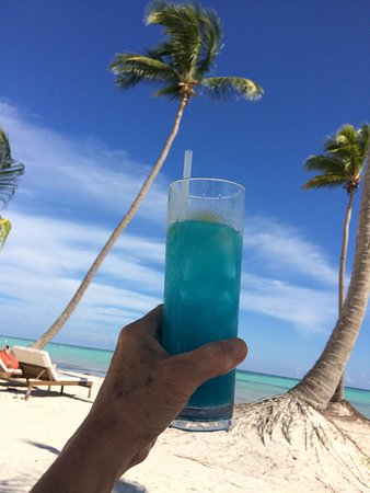 """Secrets Cap Cana Resort & Spa: They always made a """"drink of the day."""""""