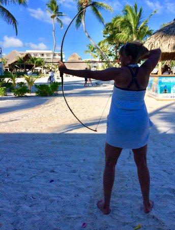 Secrets Cap Cana Resort & Spa: Archer!