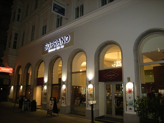 Soprano: Store front