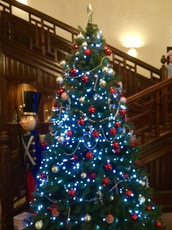 Warner Leisure Hotels Alvaston Hall Hotel: Lovely decorations