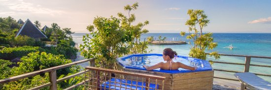 Mithi Resort and Spa: Seaview Bungalow Jacuzzi