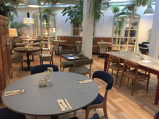 Hotel Pulitzer: Breakfast Rooms