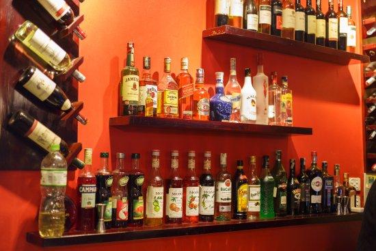 Anise Sapa Hotel: Bar