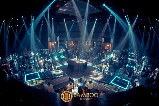 Bamboo Club Bucharest: Bamboo Nights