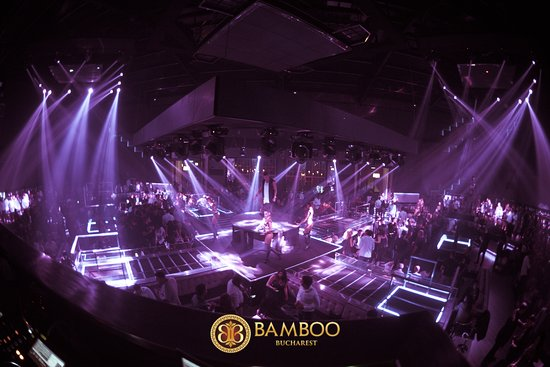 Bamboo Club Bucharest: B