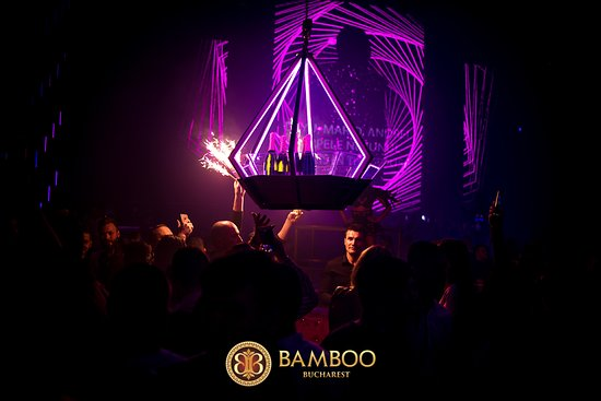 Bamboo Club Bucharest: Champagne / Bamboo Club