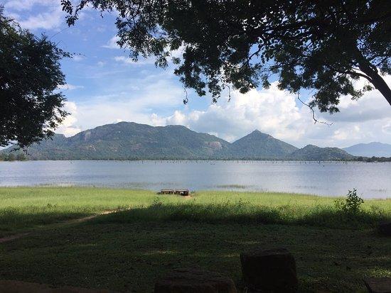 Amaya Lake: lake at Sunny morning