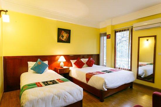 Anise Sapa Hotel: Deluxe Triple Room