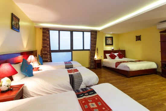 Anise Sapa Hotel: Family Suite room