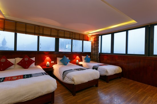 Anise Sapa Hotel: Family Suite.