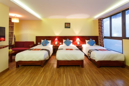 Anise Sapa Hotel: Family Suite