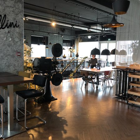 Fellini rotterdam restaurantbeoordelingen tripadvisor for Fellini rotterdam