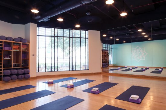 Zoga Yoga Cafe: Inside our studio