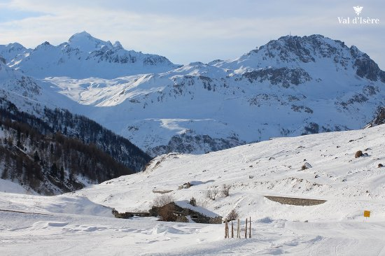 Val d'Isere: Nature