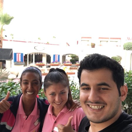 Sharm El Sheikh Marriott Resort: I get the great holiday dream with Sou . All staff was best thing. I would to come again.  A lot