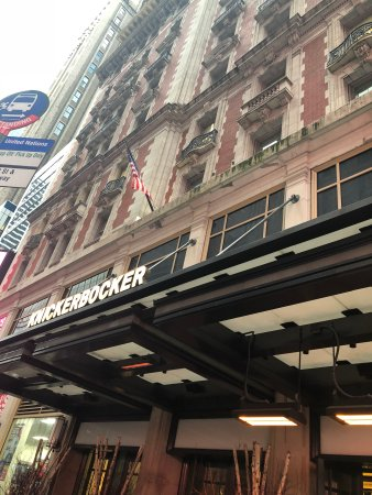 Knickerbocker Hotel New York Tripadvisor